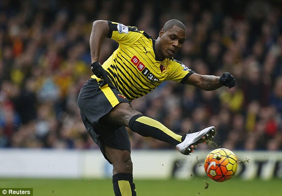 Oliseh: Ighalo Is Proving His Class