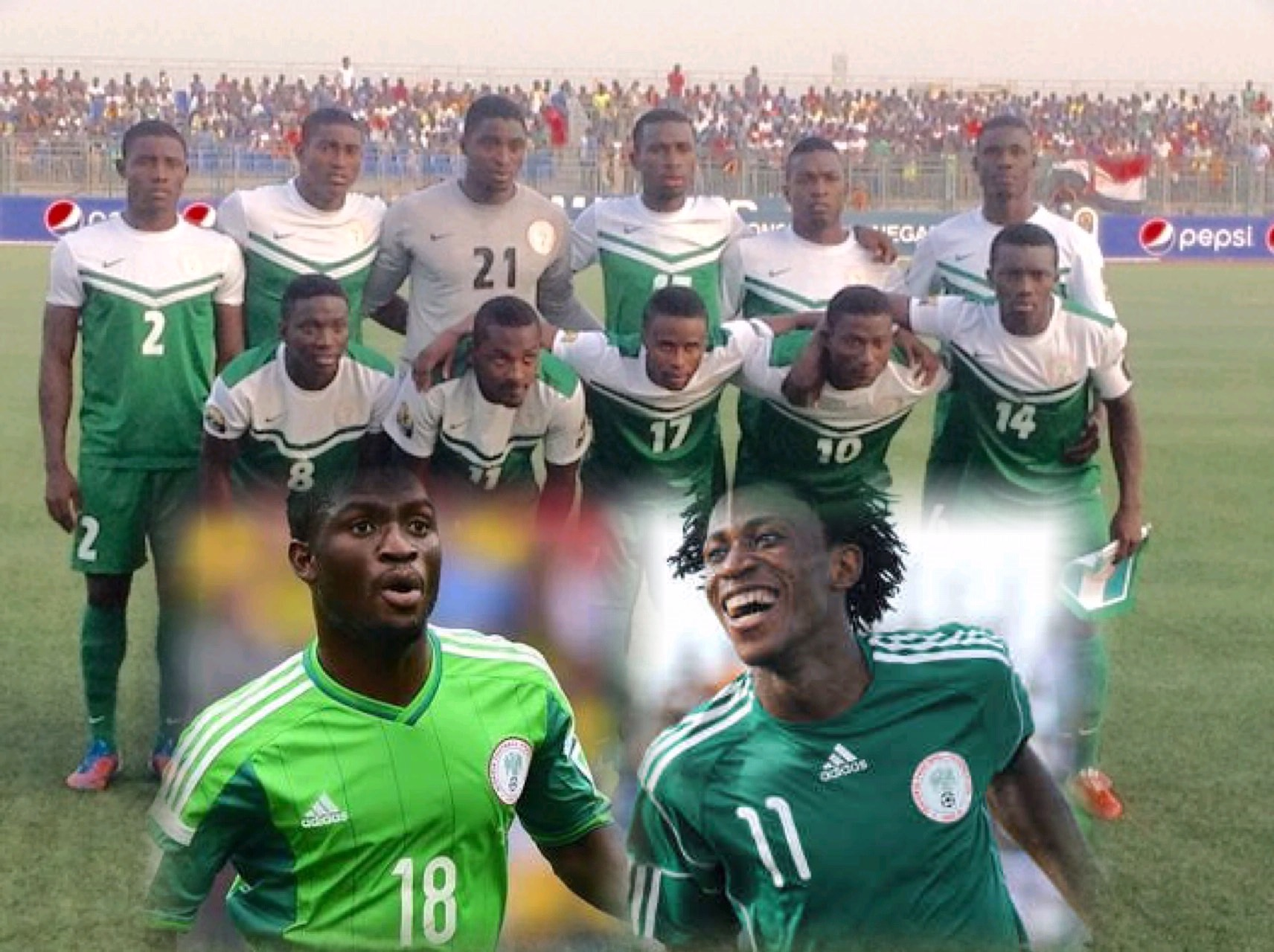 Oduamadi, Babatunde: U-23 Eagles'll Qualify From Group B