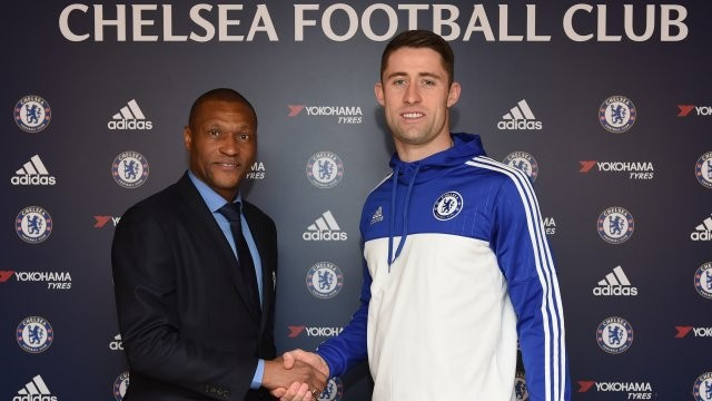 Gary Cahill Signs New Four-Year Chelsea Deal