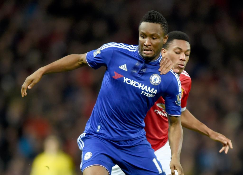 Chinese Club Offer £6m, £60k-A-Week For Mikel