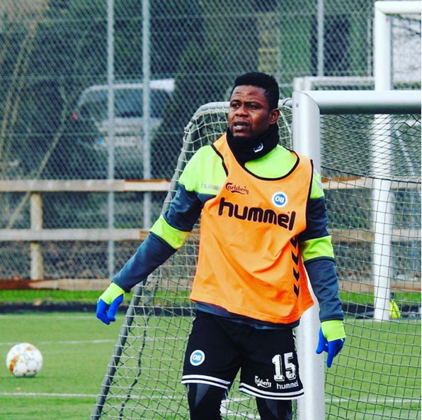 """Odense Coach, Director: Izunna Is A """"Clever"""", """"Skillful"""" Player"""