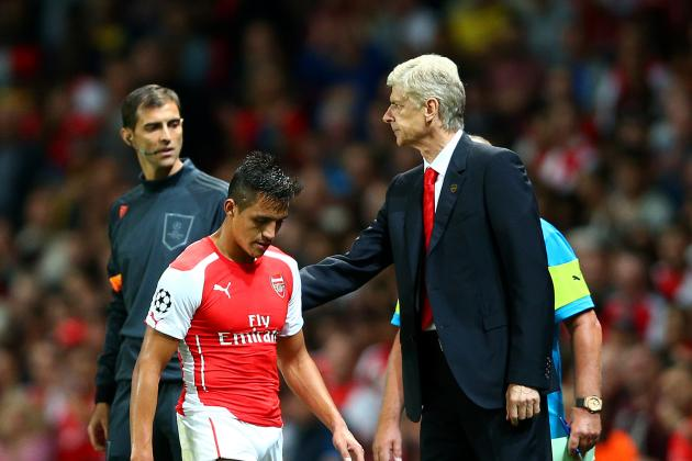 Wenger: Sanchez Going Nowhere, We'll Buy More Players
