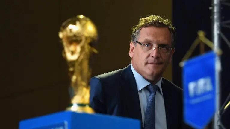 FIFA Dismiss General Secretary Valcke Over Corruption