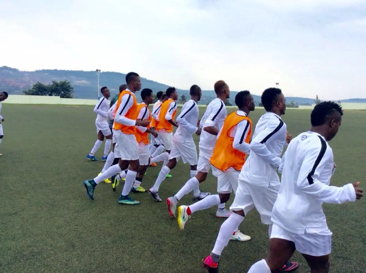 CHAN: Echiejile, Ikeme, Olofinjana Back Home Eagles Vs Niger
