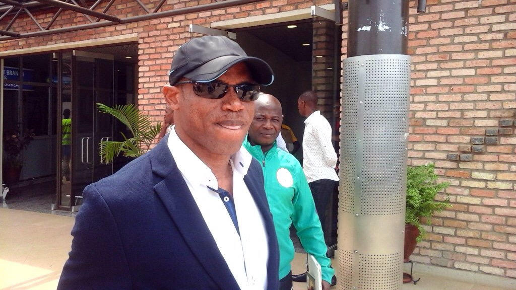 Oliseh Goes For Medical Check-up In Belgium Next Week