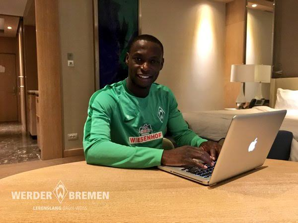 Ujah Eyes More Bremen Goals, Reveals Support For Chelsea, Mayweather