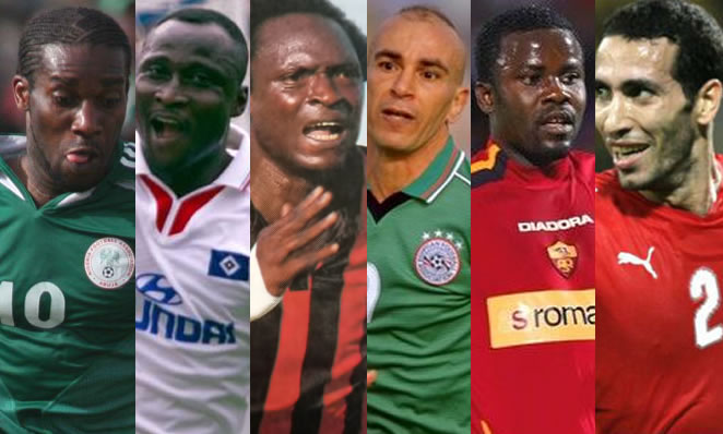 What A Miss! The Uncrowned Kings Of African Football.