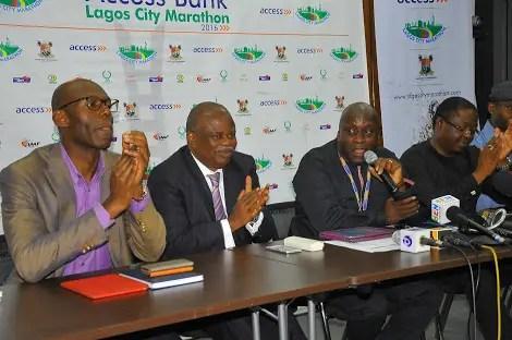 Access Bank Lagos City Marathon Organizers Call For Volunteers