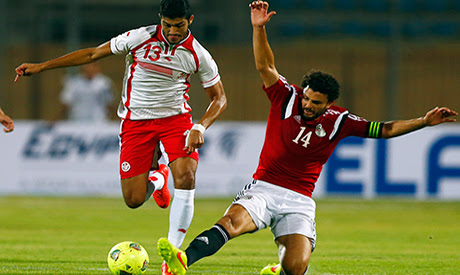 Egypt Lose To Jordan Ahead Of Super Eagles Clash