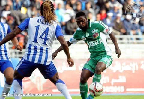 Babatunde: 'I Hope To Score 10 More Goals For Raja'