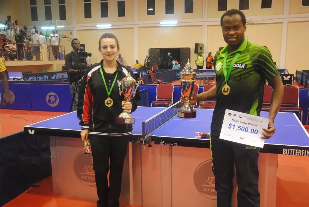 Aruna Quadri Celebrates ITTF African Triumph, Promises More