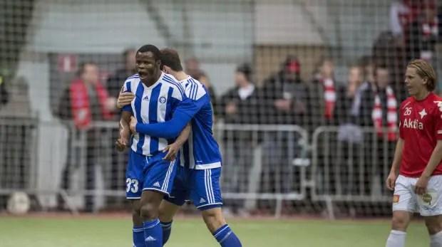 Europa League: Taiwo Scores As Igiebor, Hassan Advance