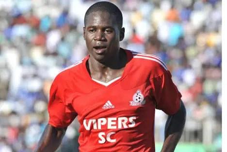 Uganda's Vipers Lose Key Star Ahead Of Enyimba Clash