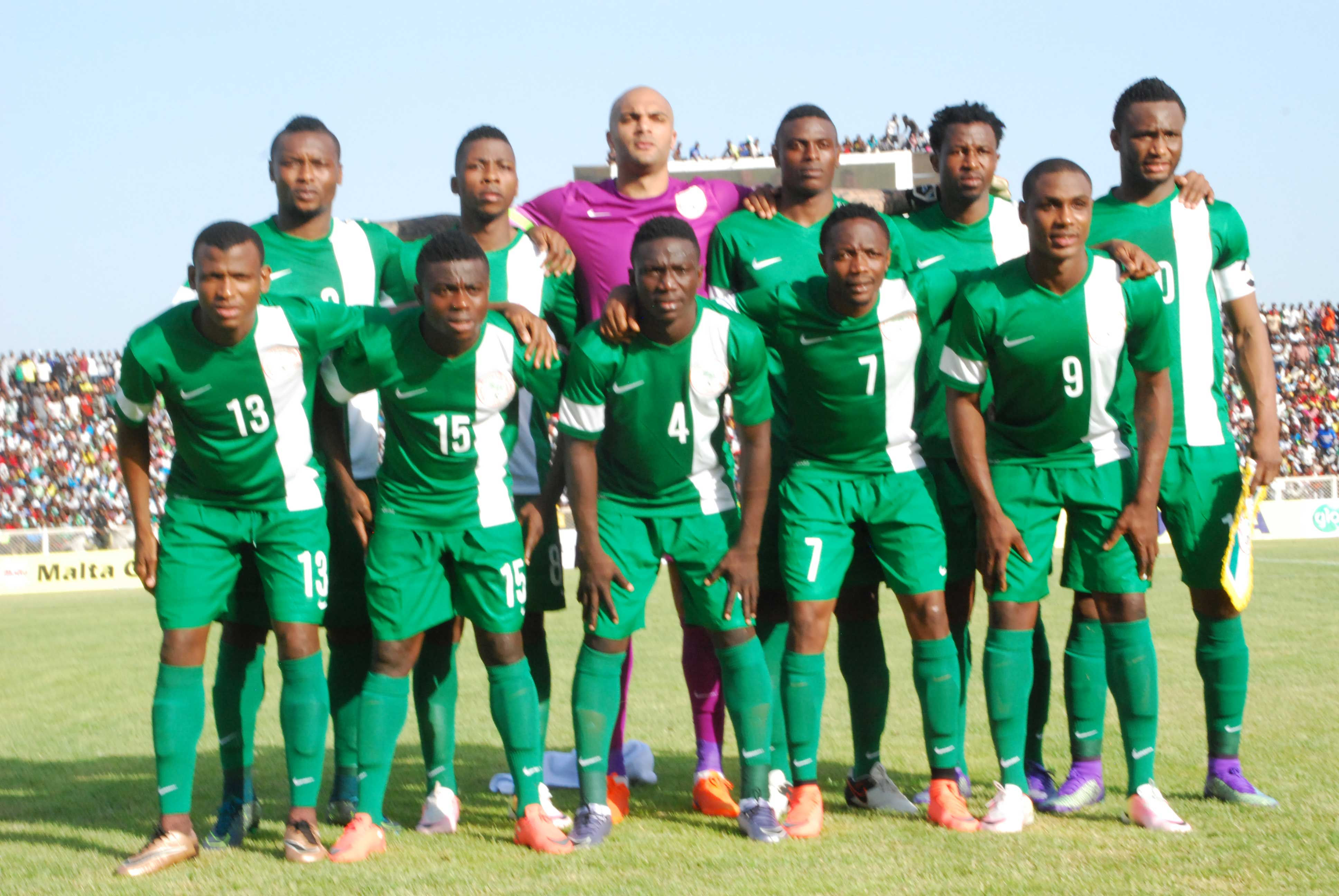 Eagles Officials' French Visas Delayed As Echiejile Lands In Camp