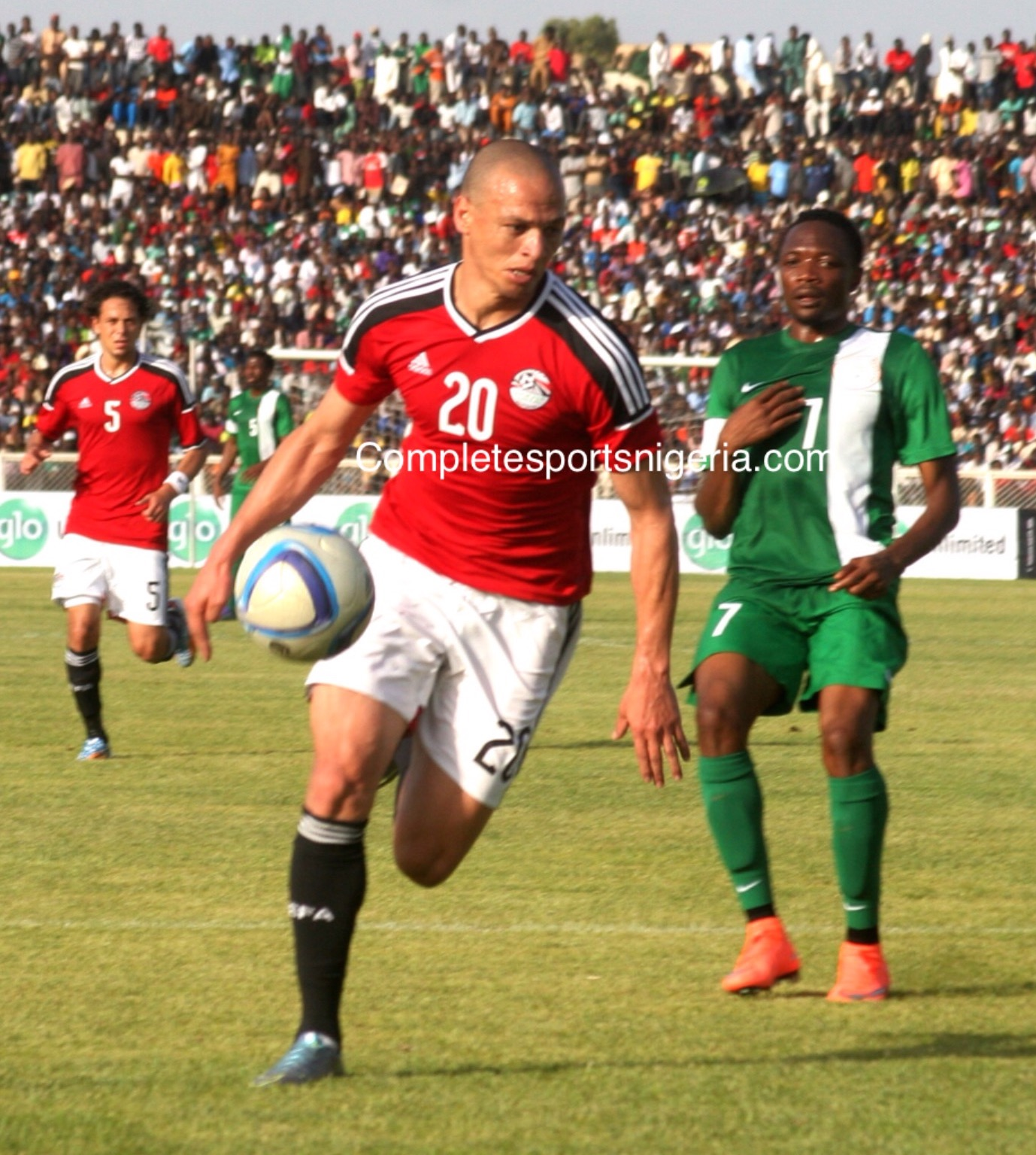Super Eagles Out Of AFCON Race After Defeat To Egypt