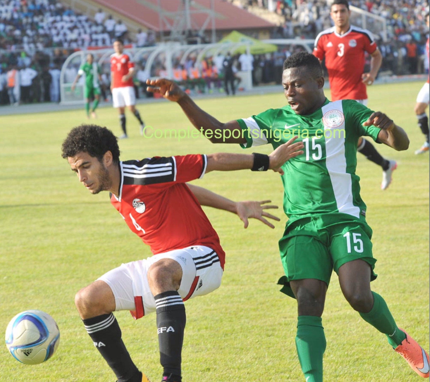 Fashanu, Disu: Draw In Kaduna Hasn't Ruined Nigeria's AFCON Hopes