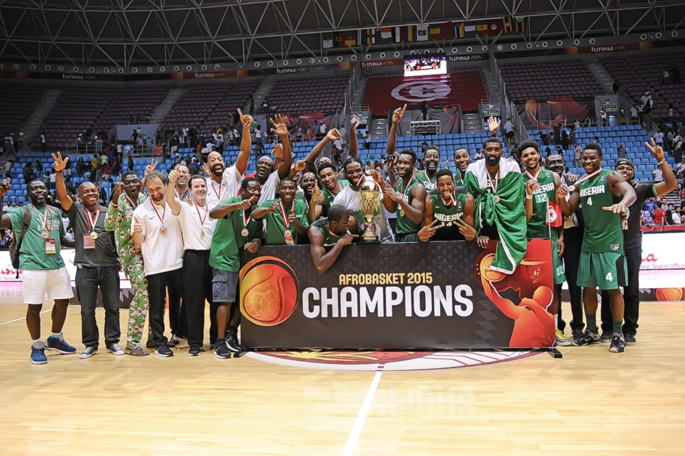 2016 Olympics Basketball: D'Tigers Draw Argentina, Brazil, Spain In Group B