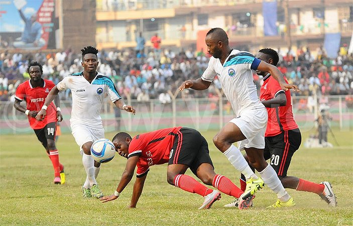 CAF CL: Vipers Coach Nsimbe Blames Luck For Enyimba Defeat