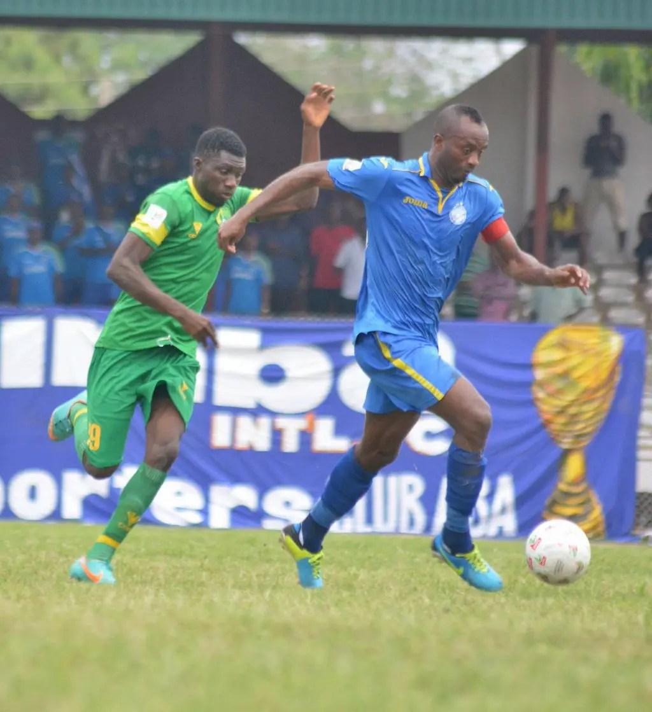 NPFL: Enyimba Edge Plateau United As Nasarawa Finally Win