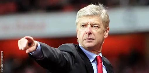 Wenger: Arsenal'll Attack Barcelona At Camp Nou