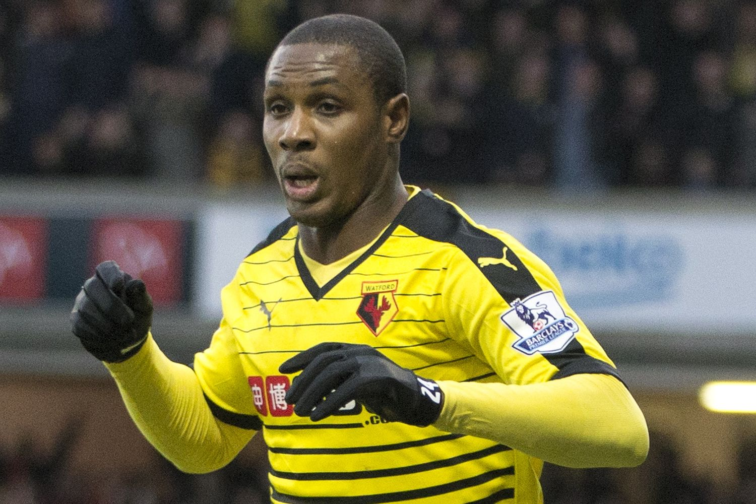 Ighalo: I'll Give More Than 100% Against Egypt