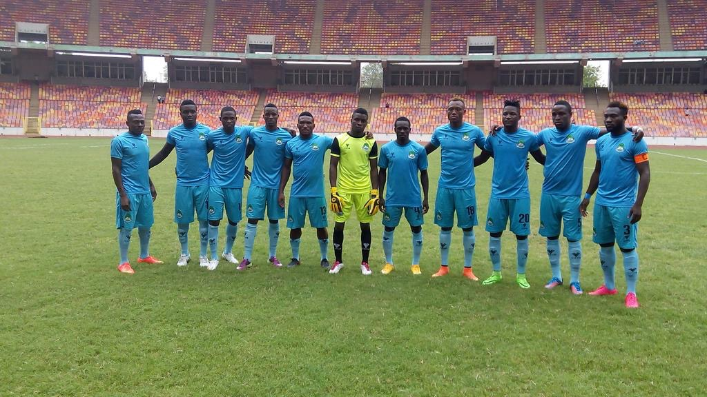 Nasarawa Coach Dogo: We'll Come Better In Algeria Against Constantine