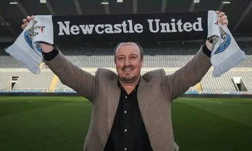 Benitez Braces For First Home Game As Newcastle Boss Vs Sunderland