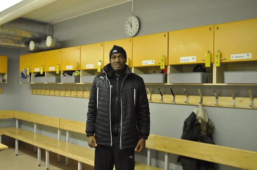 Egwuekwe Scores On Debut In Finland
