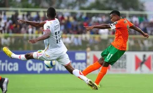 Congo Force Zambia To Draw; Retain Group E Top Stop