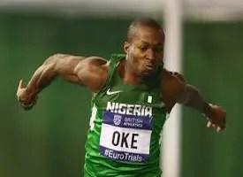 Egwero, Oke, Mozia Top Nigeria World Indoor List