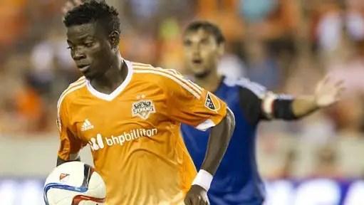 MLS Club Houston Dynamo Release Rasheed Olabiyi