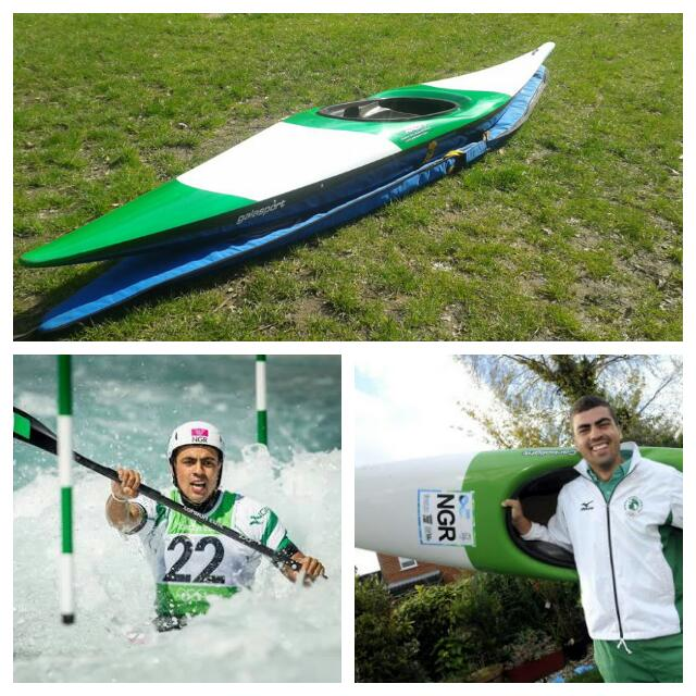 Akinyemi Receives Rio 2016 Boat, Wants NSC Support