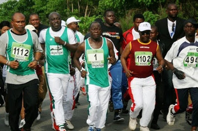 Dr Amao Named Okpekpe Race Chief Anti-Doping Officer