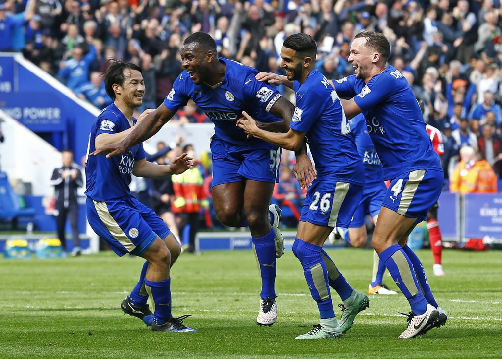 Leicester Edge Closer To EPL Title After Nervy Southampton Win