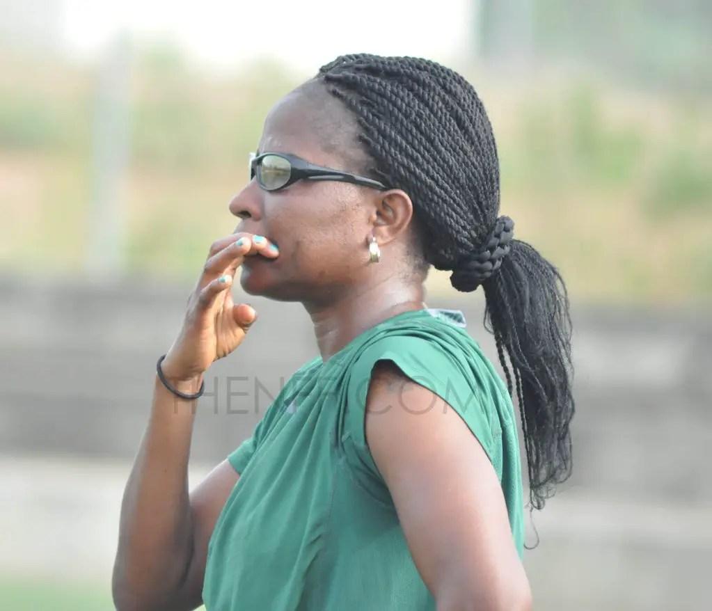 AWCON: Omagbemi Confident Falcons Will Beat Senegal In Abuja