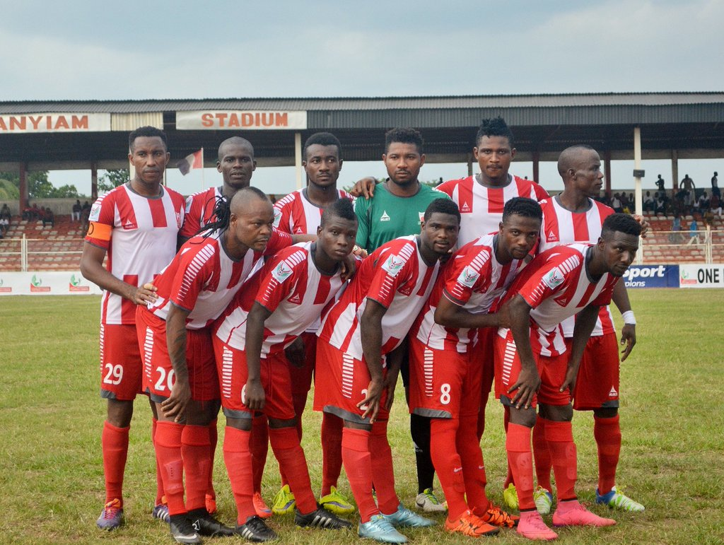 Heartland Fans Storm Umuahia In Eight Buses For Enyimba Clash