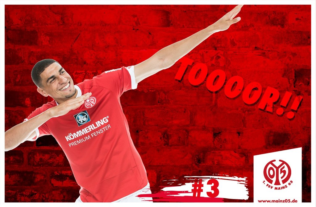 Balogun Rues Mainz's Home Defeat To Cologne