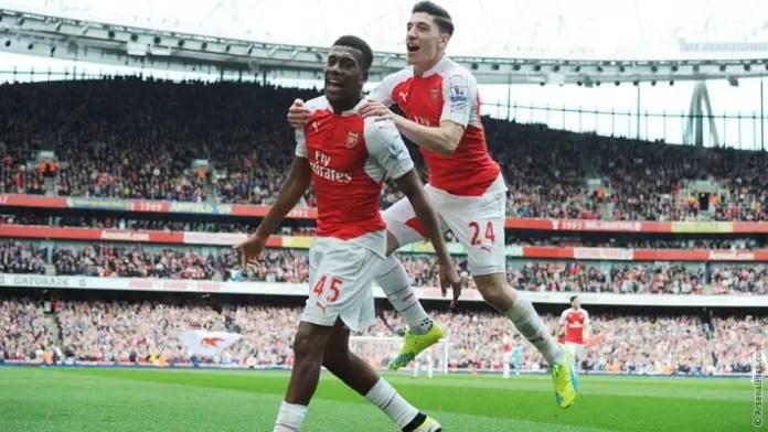 Iwobi Eager To Enjoy  Better Season, Relishes Royal Treatment As Nigeria Player