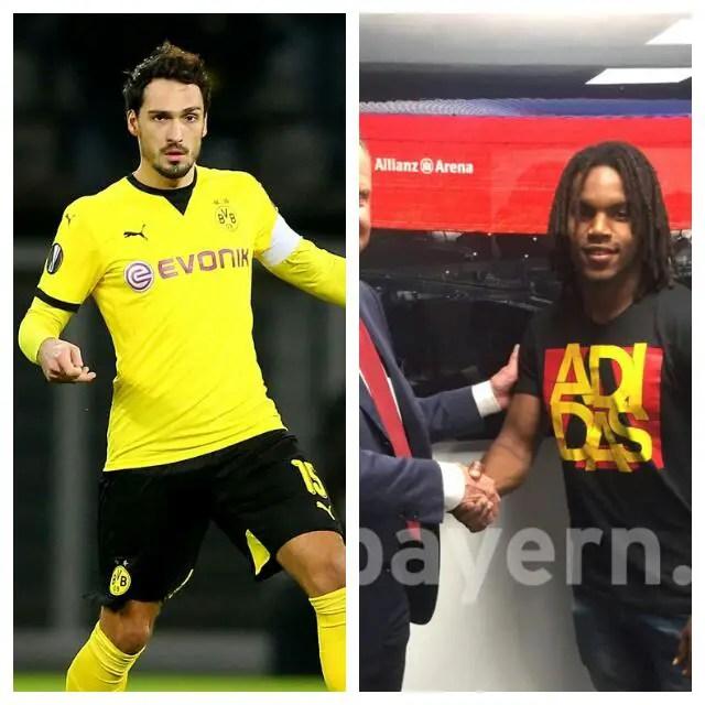 Bayern Sign Hummels, Sanches From Dortmund, Benfica