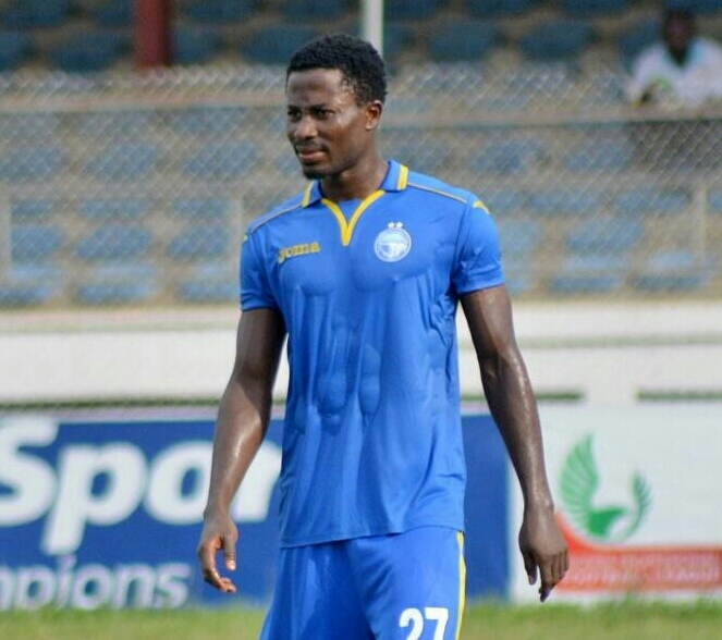 Akas Denies Turkish Deal,Relishes Enyimba Stay