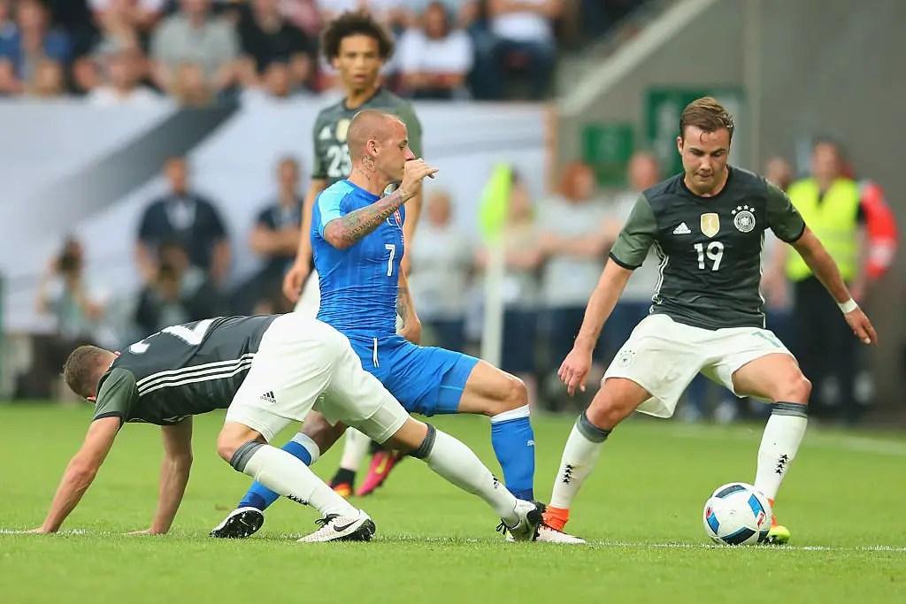 Slovakia Shock Germany, Spain Beat Bosnia In Euros Friendlies