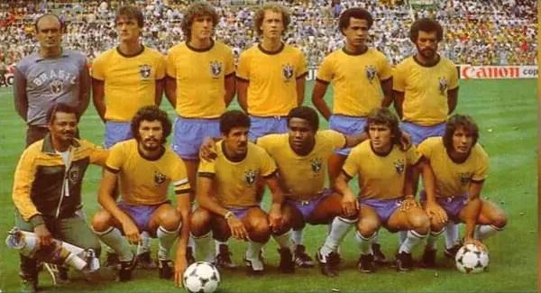 Kanu: Brazil's 1982 Team My Best Ever