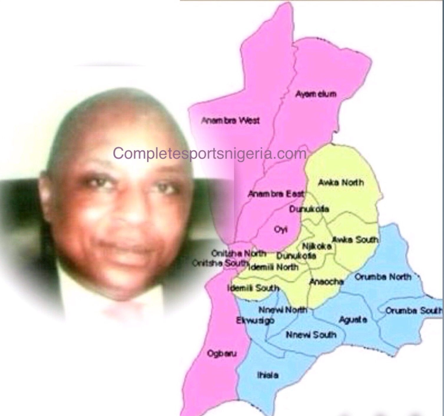 Chief Olisah Aniunoh: 'No Anambra FA Election, What Happened Was Electoral Committee's Sheer Foolishness