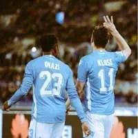 """Onazi Delighted With Lazio's """"Perfect"""" Win Vs Inter"""