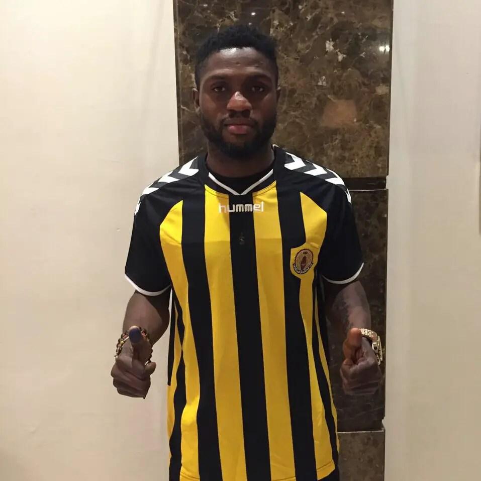 Babatunde Hopes To Keep Eagles Place Despite Qatar Move