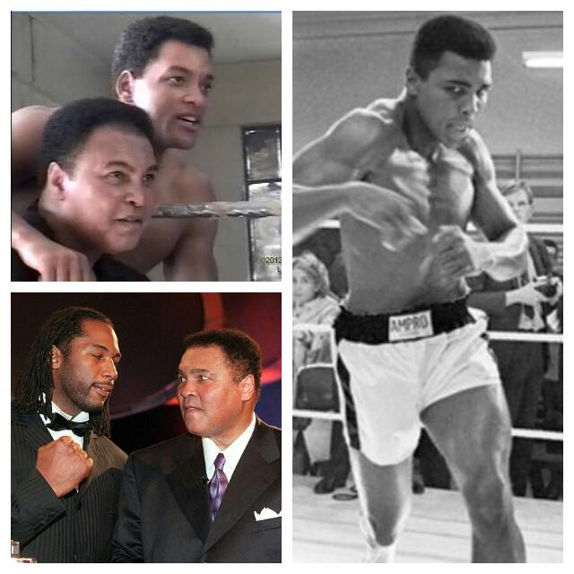 Will Smith, Lennox Lewis To Carry Ali's Coffin
