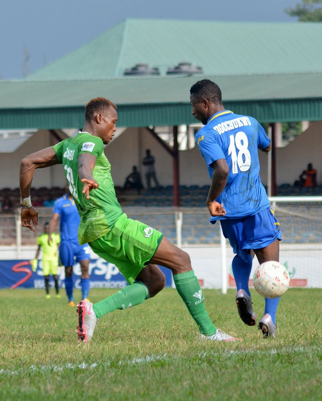 NPFL: Wikki End Enyimba Streak, Go Top; El-Kanemi Beat Rangers