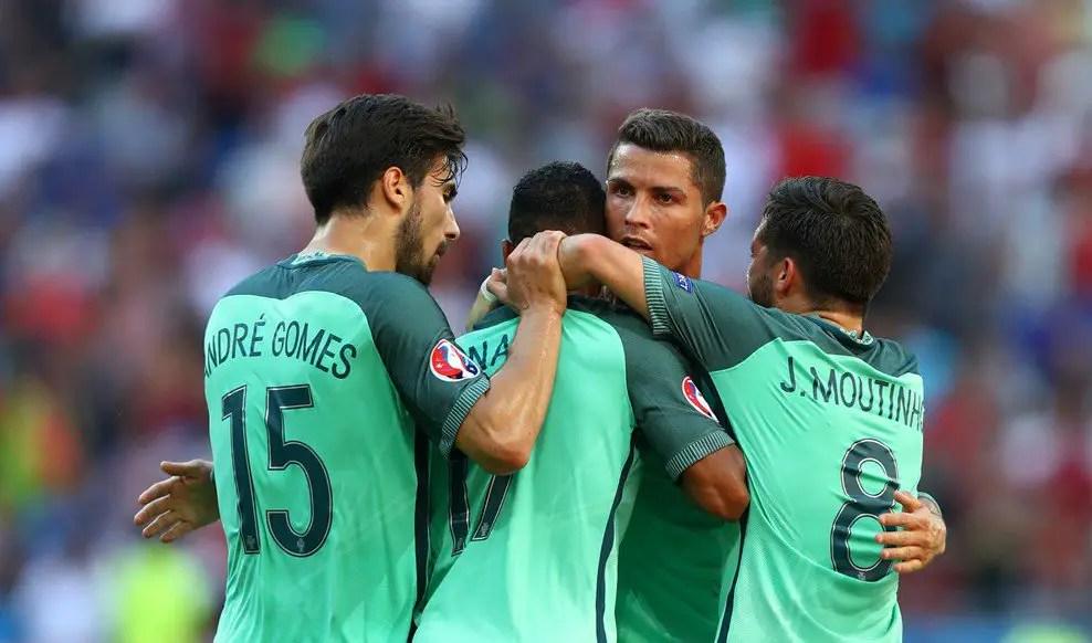 Ronaldo Bags Brace As Portugal Squeeze Through, Iceland Edge Austria