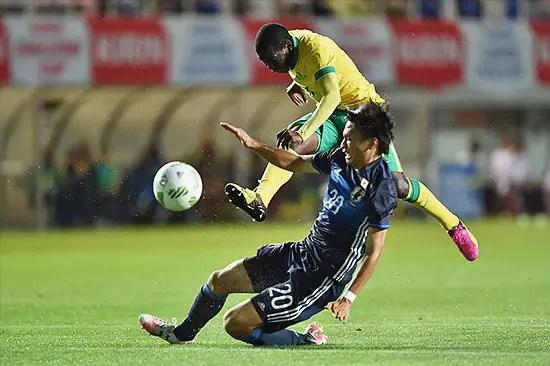 Nigeria's Olympics Foes Japan Thrash South Africa In Friendly