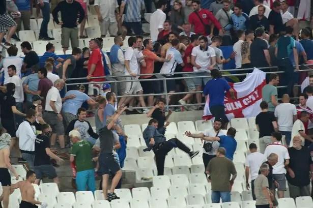 Russia Face Euro 2016 Expulsion, Fined €150k Over Violence